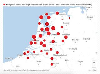 Diy Knmi Data Realtime Op Kaartjes Localfocus Blog